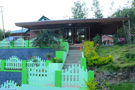 Family Care Home Stay - Munnar