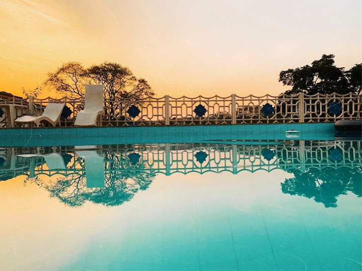 Chácara com piscina Atibaia