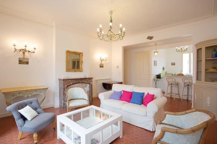 Appartement dans ancien palais à 50 mètres du port - Toulon