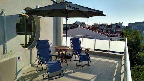 Sky Blue Danube Appartement Ruse