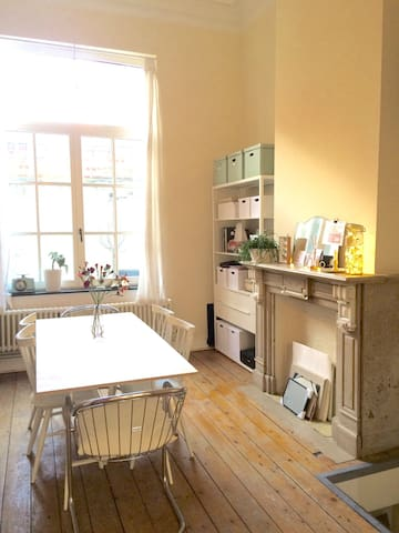 lovely appartment, heart of Ghent - Gent - Condominium