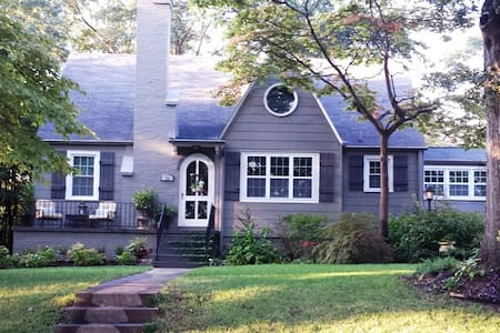 Southern charm in North Main! - Greenville - Annat