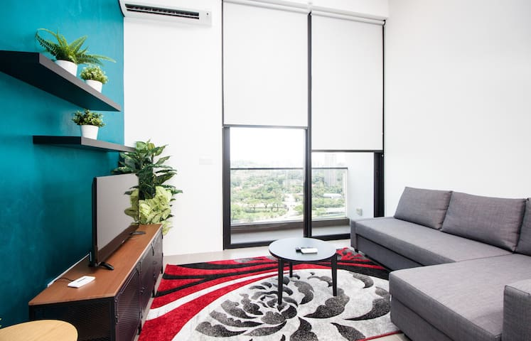 EST#12 Studio linked to Bangsar LRT, KL Sentral