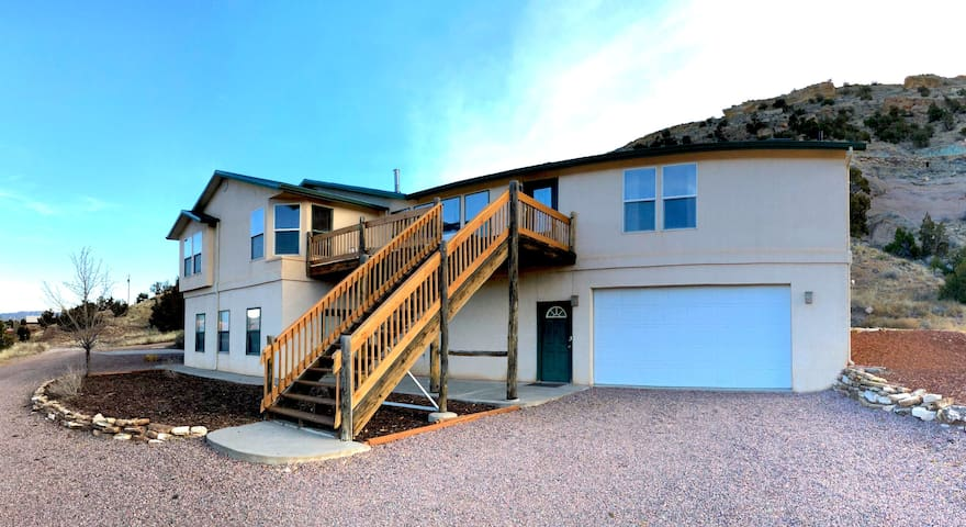 The Skyline House at the Royal Gorge