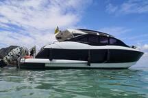 Domino Speedboat