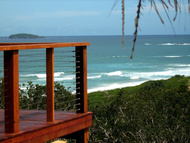 Headland Beachouse & Boatshed - Woolgoolga - Dům
