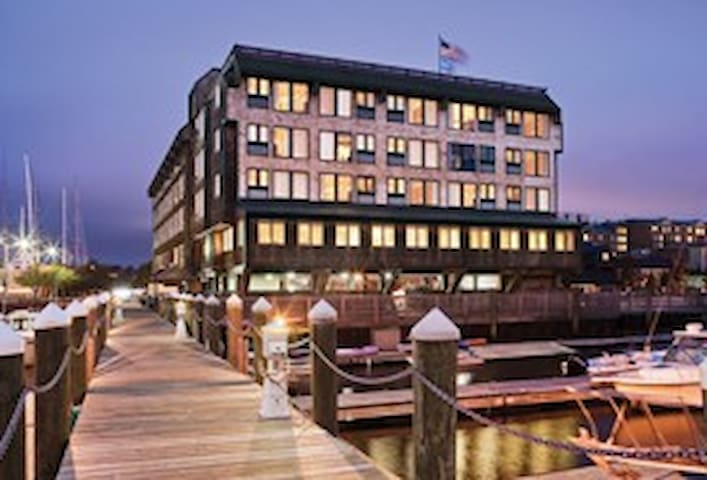 Inn on Long Wharf1 Br  HarborViews-Newport,RI