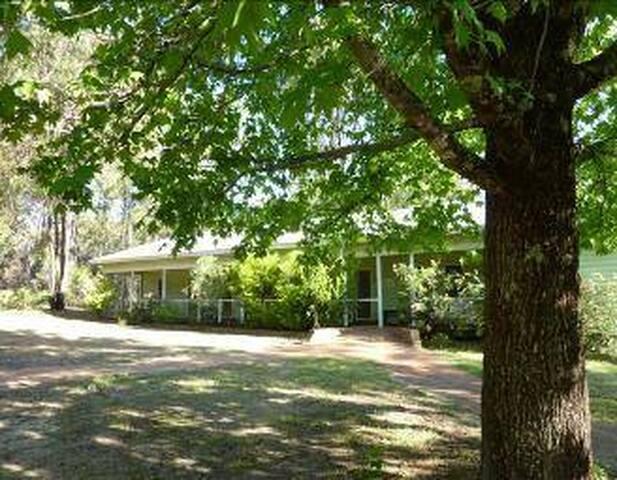 Jarrah Forest Lodge - Cottage
