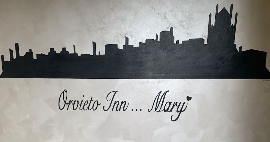 Orvieto Inn..Mary
