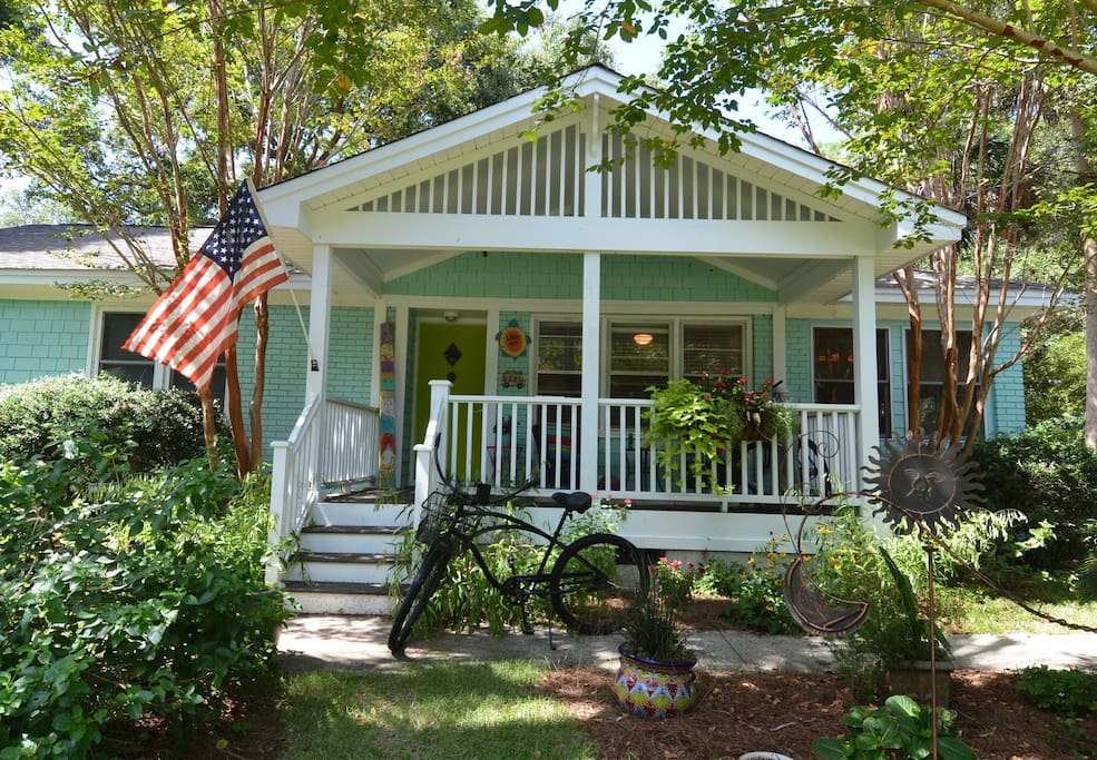 Casa Key Lime Houses For Rent In Isle Of Palms South