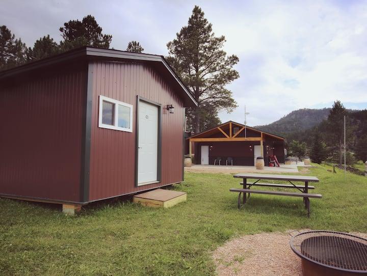 Rustic Hill City Cabin