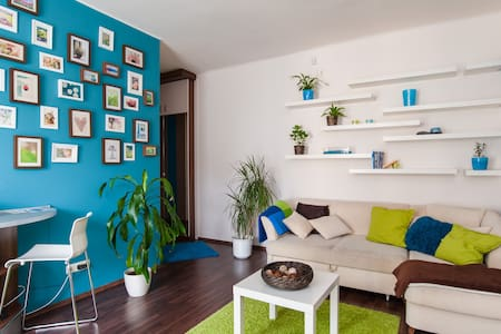 Modern Apartment on the Buda side - Budapest - Leilighet
