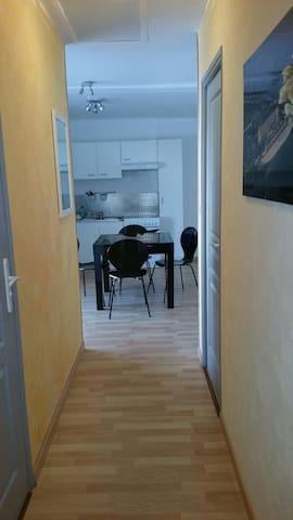 bel appartement idéalement situé - la bernerie en retz  - Apartment