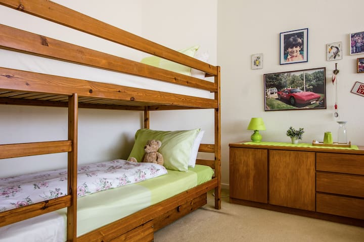 Double Bunk Beds to accommodate 2
