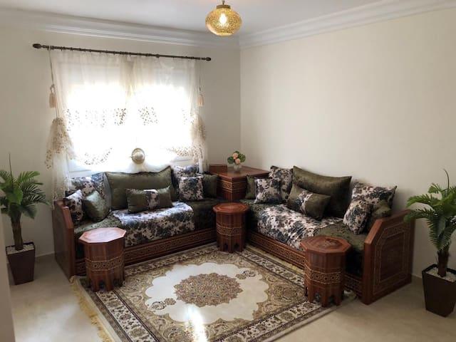 Luxurious & elegant new flat downtown Marrakech
