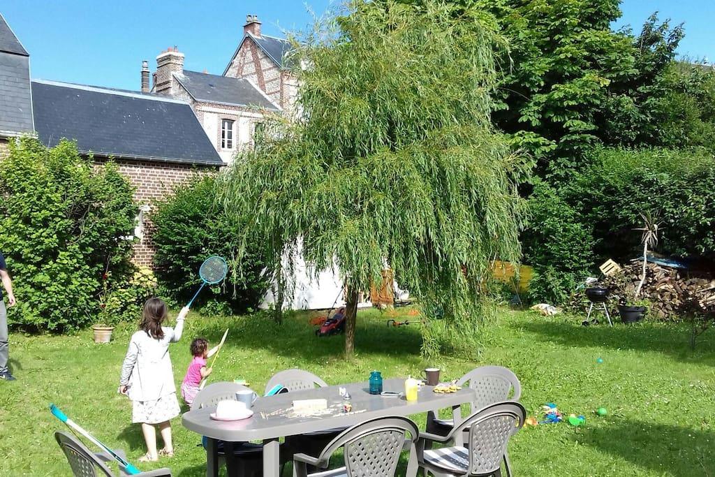 Maison jardin 50m de la plage maisons louer - Chambre des notaires haute normandie ...