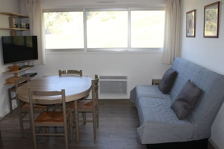 Appartement de montagne - La Mongie