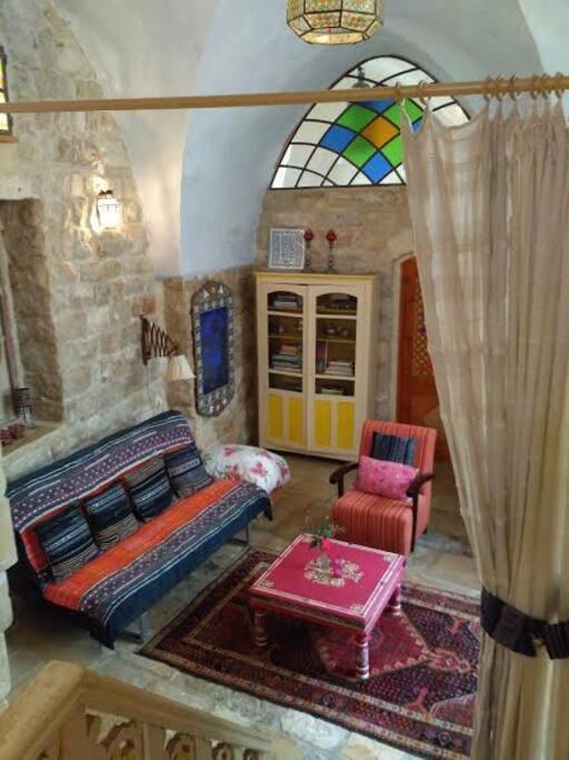 Sitting room/ third bedroom