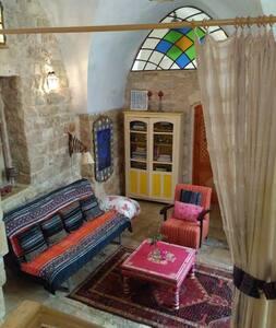 Beit Mehadipur. (Mehadipur Home) - Safed