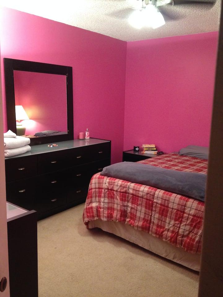 Enjoy my master guest bedroom