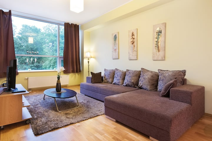 A nice flat close from the heart of Tallinn