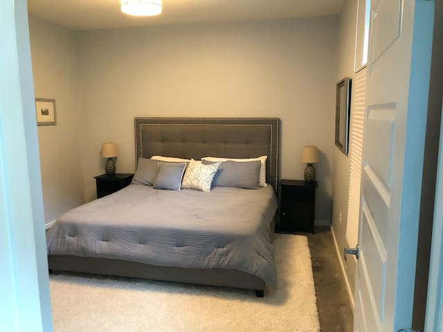Brand new 1 bedroom and ensuite in modern condo