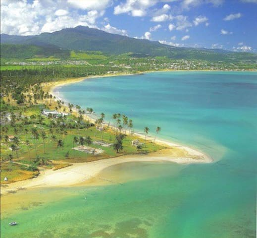 luquillo puertorico Beaches and Mountains  fusions - Luquillo - House