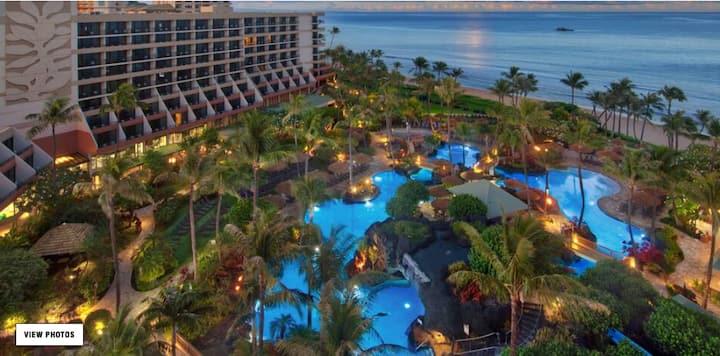 Marriott Maui Ocean Club 2BED Ocean View - 50% OFF