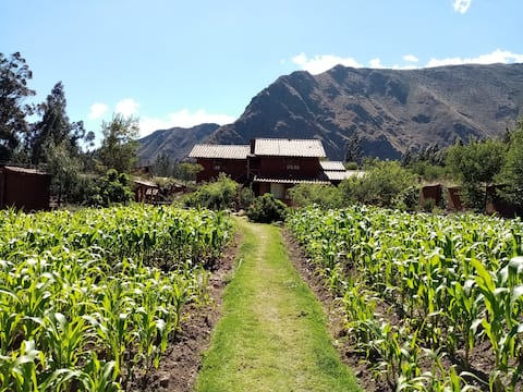 Tranquil~Spacious~Country Flat~Sacred Valley