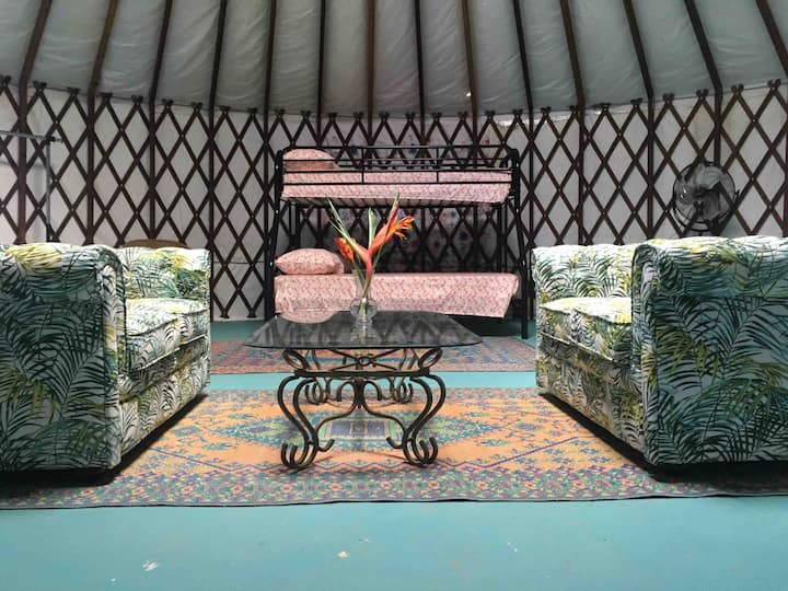 Yuca Yurt
