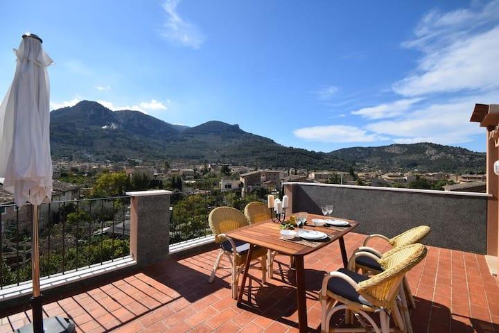 Apartamento con vistas y soleado