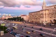 2-х ком. кв., Премиум-класса, м. Сокол FIFA 2018