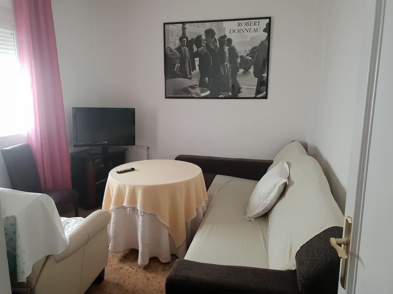 Sala de estar comun