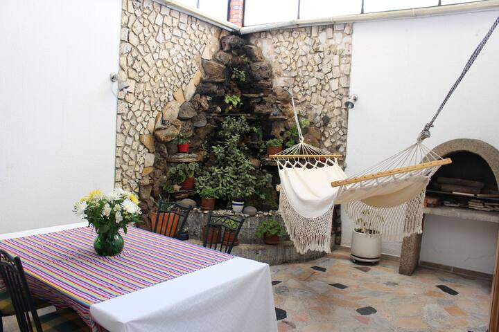 Cozy and comfy room in very central location - Bogota - Dom