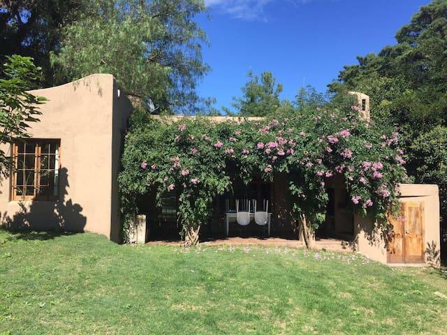 Casa en La Cumbre con pileta zona Golf