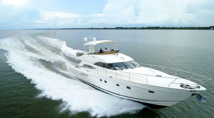 Ultra Luxury Yacht + Charter