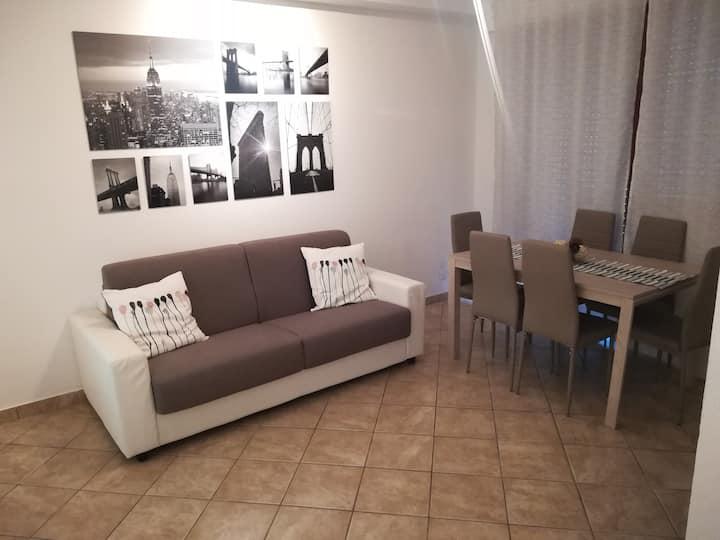 Elegante Appartamento in Piazza Sant'Alfonso