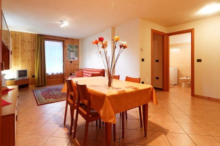 Apartment 12 km from Champoluc - Arcesaz - Apartment