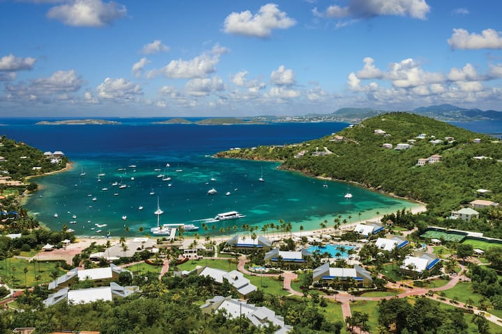 Breathtaking Westin St. John Resort Villas Studio