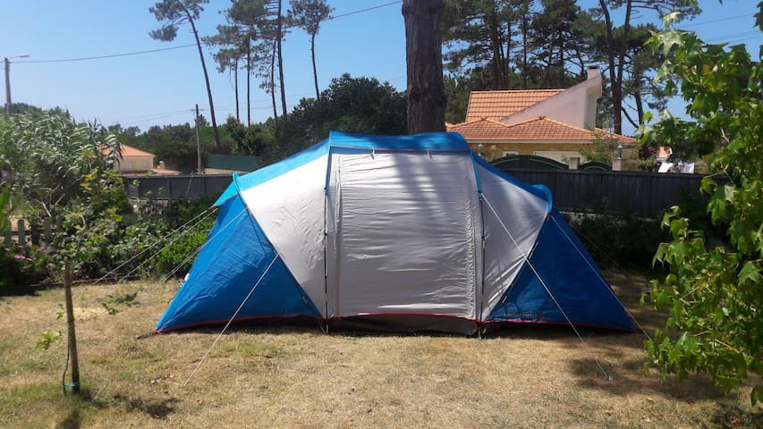 Sintra camping tent in farm 3 to 4 guests (Tent3)