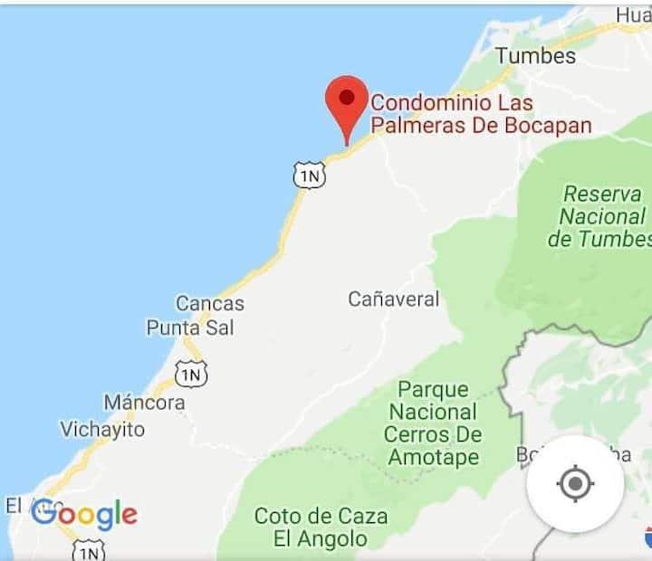 Condominio Las Palmeras de Bocapan