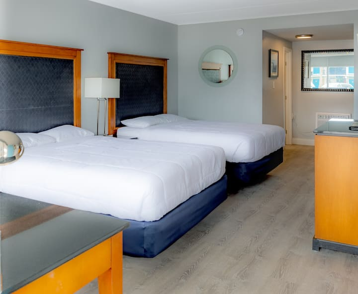 Ocean Suites Double Bed Suite with Kitchenette