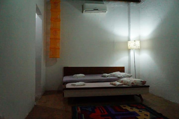 Quarto de casal / Scuba Hostel
