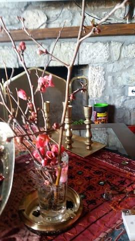 Σαλέ τριών ορόφων - Agoriani
