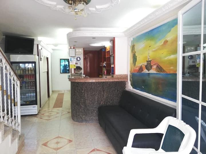 Habitación para 2 personas con Cama doble