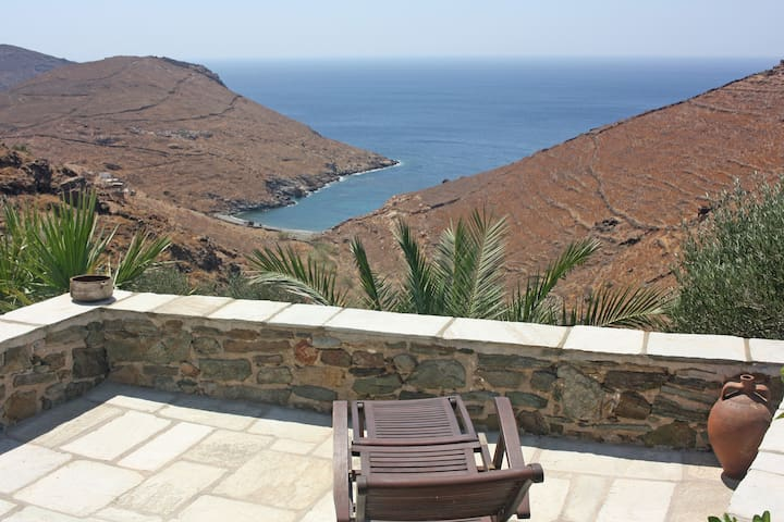 View to the Aegean