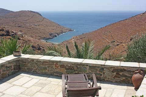 Vista al Egeo