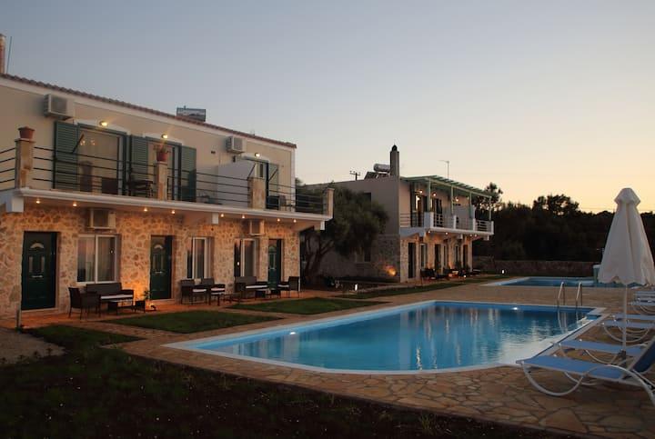 Διαμέρισμα 1 υπνοδωματίου(Ισόγειο)