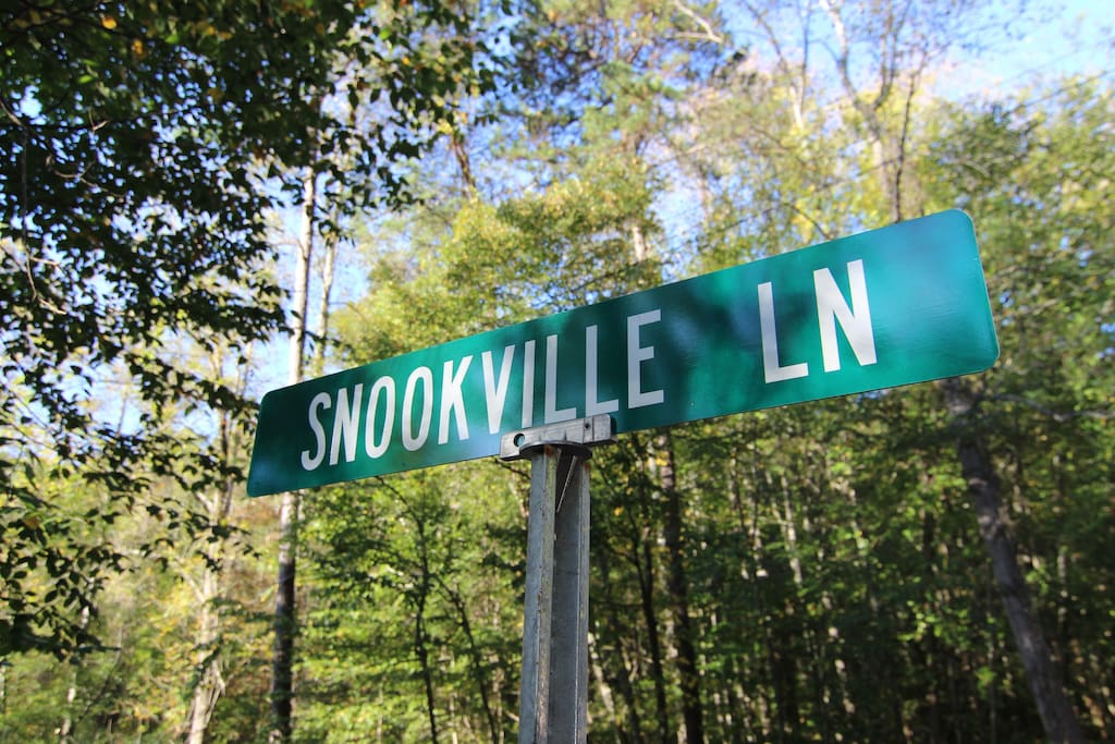 Welcome to Snookville!