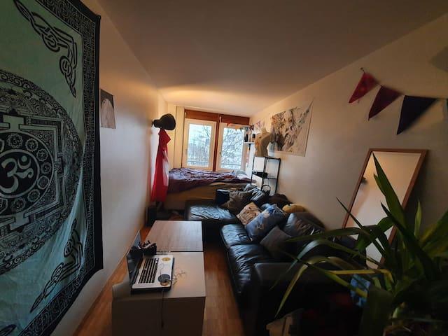 Chambre dans une colocation  proche de lausanne